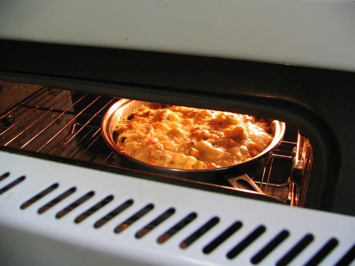 Tortilla is not a frittata!