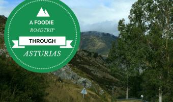 A foodie road trip through Asturias.