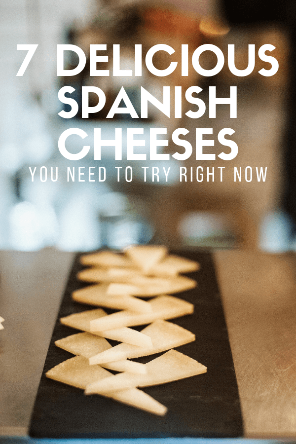 Spain is famous for its gourmet products: olive oils, red wines, and some seriously fabulous cheeses. Let's focus on that last one for a moment. Whether you're enjoying it alone as part of your tapas crawl or are using it in a Spain-inspired recipe, Spanish cheese is among the world's best. Here are seven delicious varieties to keep on your radar. #Spain #delish