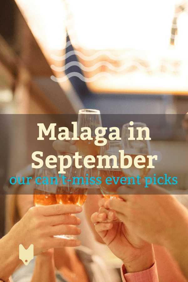 There are so many things to do in Malaga in September! Start planning your itinerary now so you don't miss any of these excellent festivals or activities.