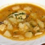 Cod and potato stew recipe