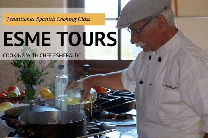 Spanish cooking retreats