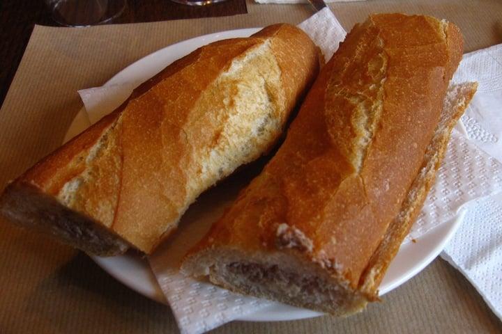 Spanish sandwich guide