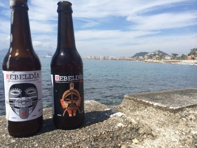 If you have someone who enjoys microbrews, why not bring them a local Craft Beer as a Christmas gift from Malaga?