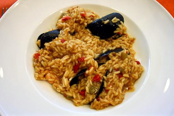 Rice in Catalonia
