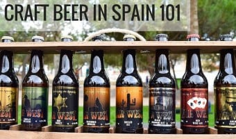 where to find craft beer in Spain