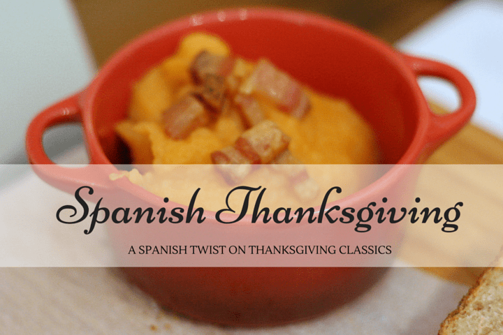 A Spanish Thanksgiving menu an Spanish Thanksgiving recipes here!
