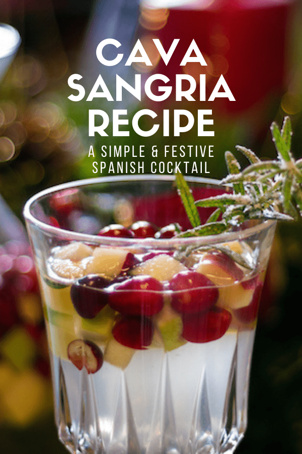 Sangria isn't really typical at most bars in Spain, but you'll often find locals enjoying it at home. For a festive twist, try this easy and delicious cava sangria recipe. It makes a great addition to any tapas party!