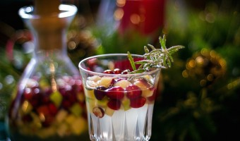 Best cava sangria recipe