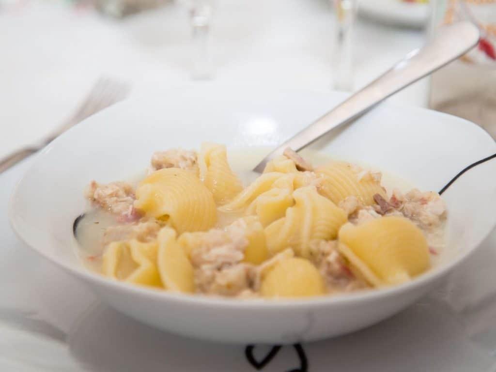 Galets Soup