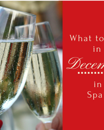 From Christmas sweets to spectacular shellfish, Spain in December is a month made for foodies.
