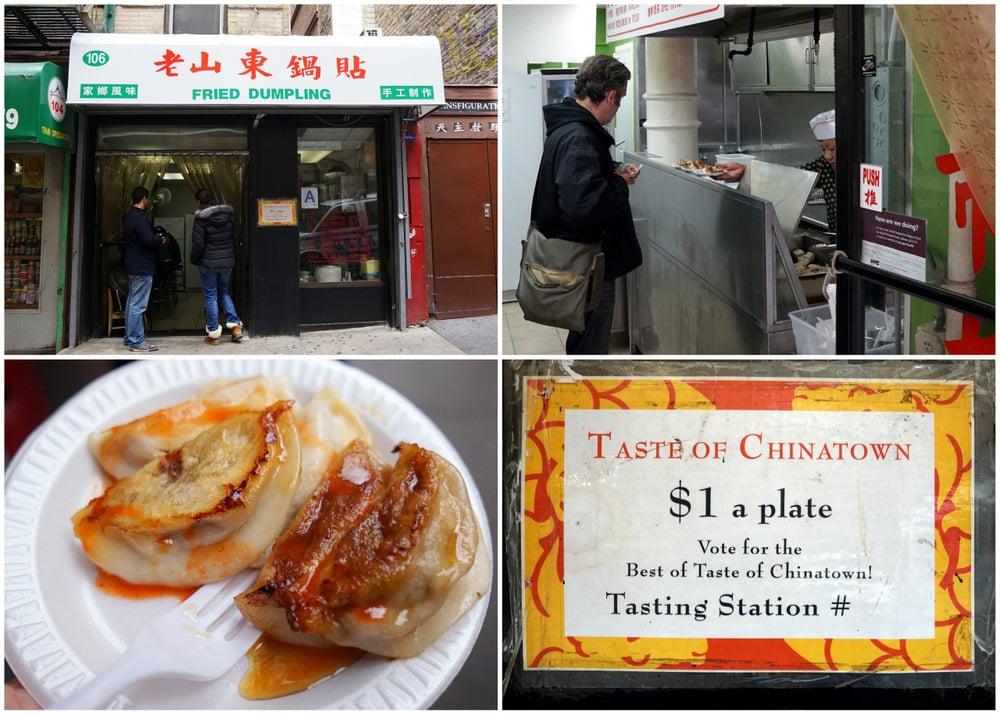 New York food tour