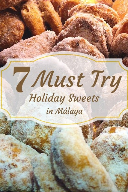The holidays are meant for indulging your sweet tooth, and these traditional holiday sweets in Malaga are calling your name.