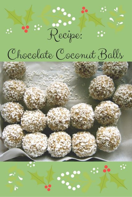 Want to devour Malaga like a local this holiday season? These chocolate coconut balls couldn't be easier to make, and will transport you to Spain in one bite.