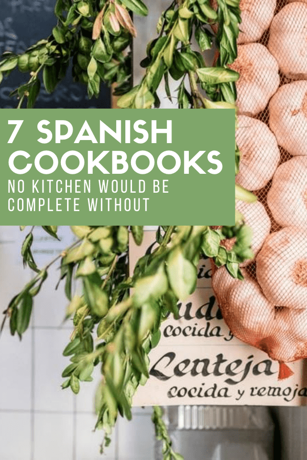 Looking for the best Spanish rice recipes (like an authentic paella)? Or maybe you want to try your hand at typical Spanish desserts? These excellent Spanish cookbooks are perfect for anyone looking to whip up some Spain-inspired meals. From vegan and vegetarian recipes to fresh seafood and even gluten free options, they have a traditional Spanish dish for everyone!