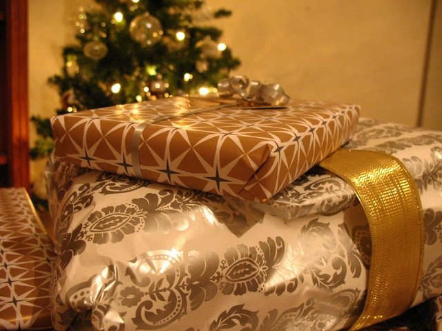 The day we give gifts is Three Kings Day in Malaga. January 5th we leave out our shoes and on the 6th there are presents waiting to be opened!