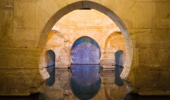 The Alhama de Granada Thermal Baths are some of the most ancient hot springs in Spain!