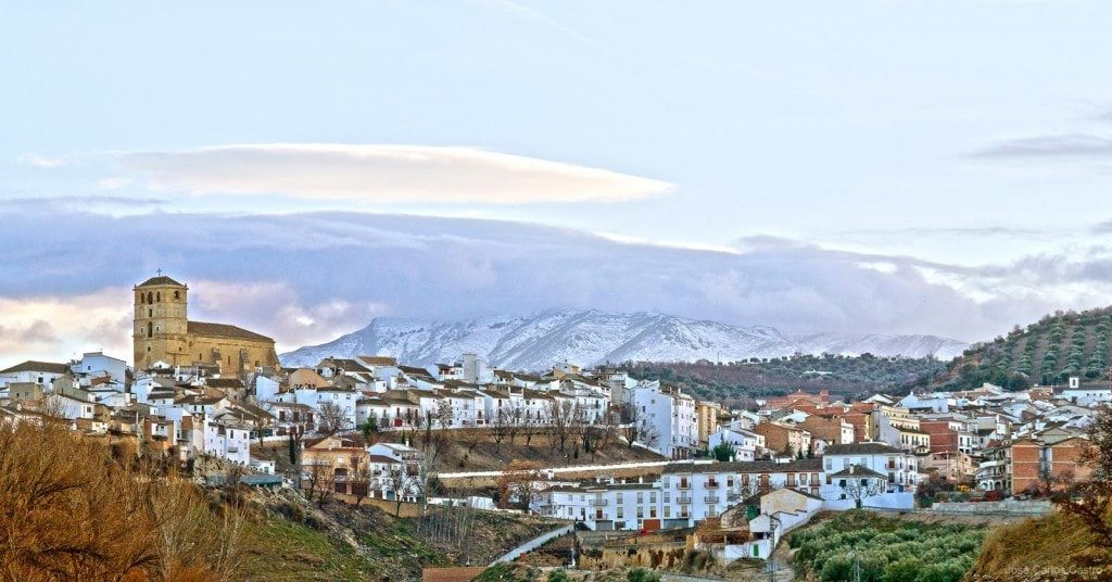 The gorgeous village of Alhama de Granada is home to one of the most ancient and awesome hot springs in Spain.