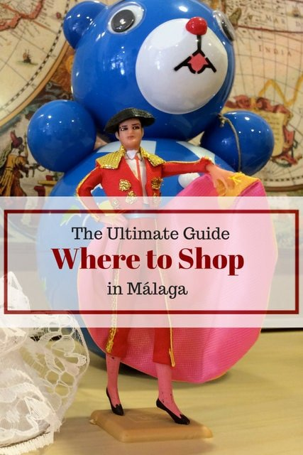 Not sure where to shop in Malaga? From massive malls to tiny boutiques and artisan markets, this guide has got you covered.