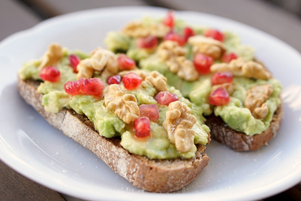 Spanish Avocado Toast Recipe