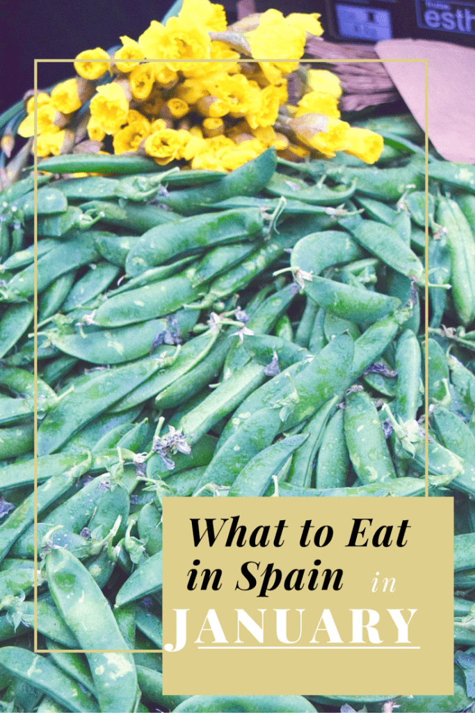 It may be the dead of winter but Spain's gardens are blooming with fresh fruits and vegetables. Here are the top foods in season in Spain in January