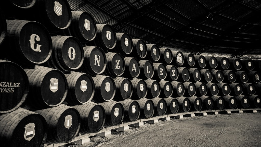 One of the oldest sherry wineries is Spain, the Tio Pepe winery founded by winemaker Gonzalez Byass