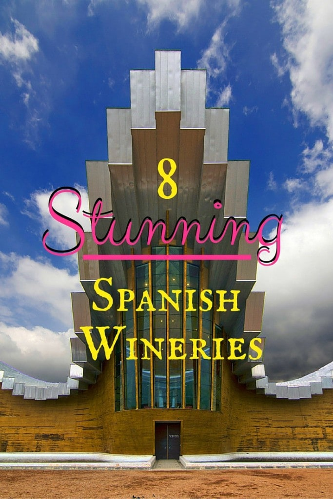 There are few better places to visit than Spain for wine lovers. These 8 wineries alone are worth the trip!