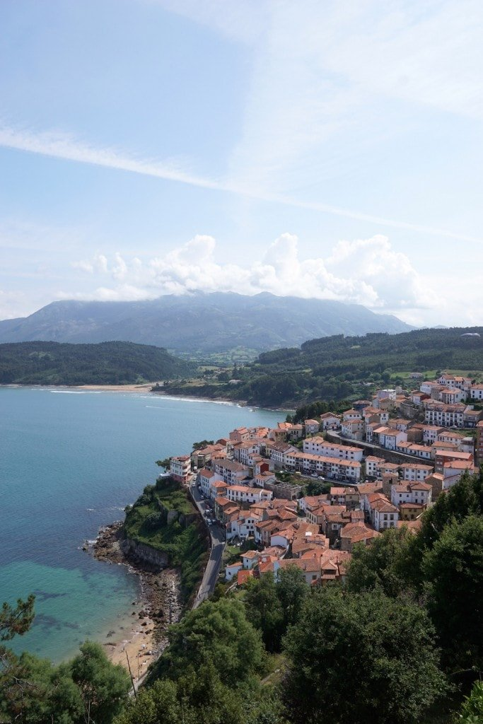 Many people say that Lastres is the most beautiful town in Asturias, Spain. Do you agree?