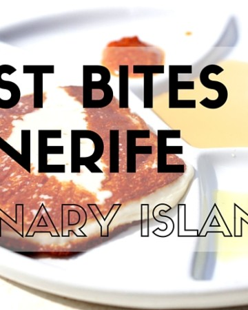 what to eat in Tenerife