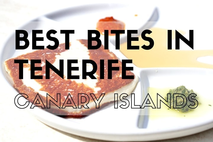 Best Bites in Tenerife
