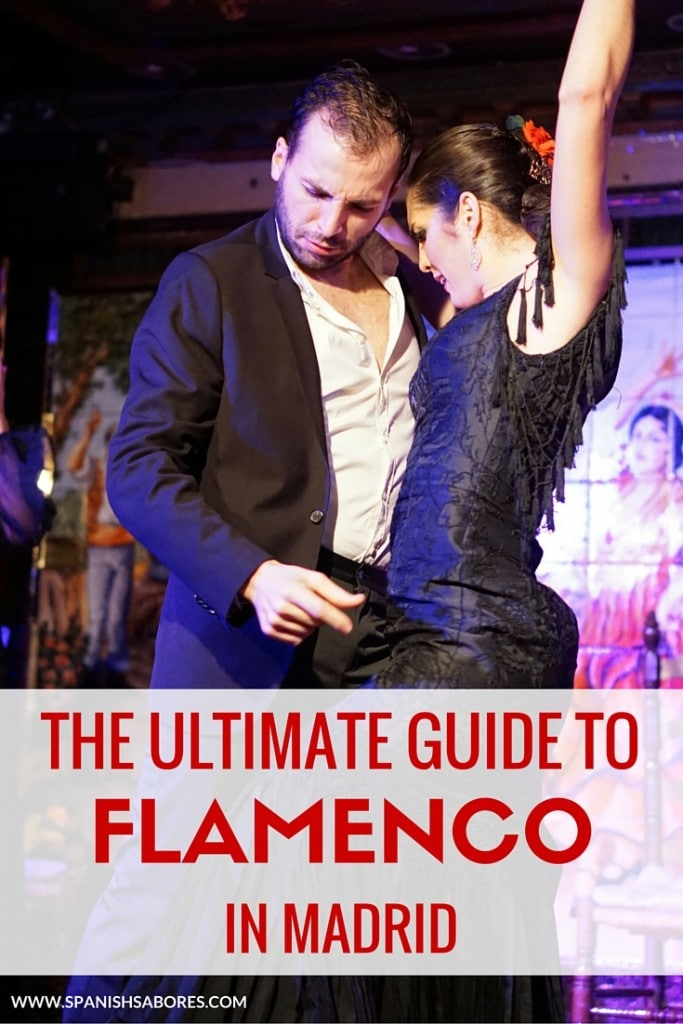 Flamenco in Madrid-- the Ultimate Guide! Where to see flamenco in Madrid, the best flamenco bars in Madrid and my experience on the Madrid Tapas and Flamenco Tour!