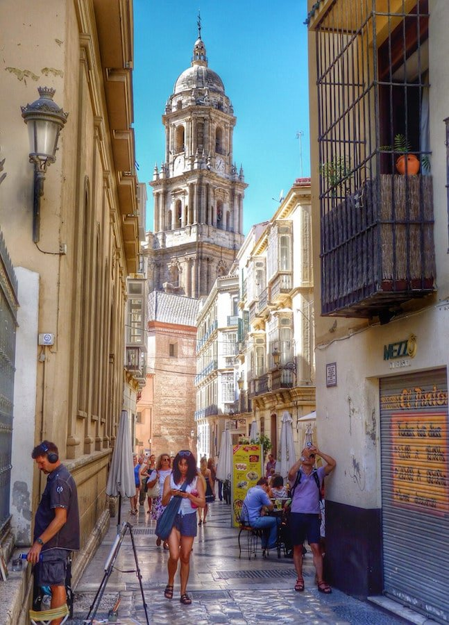 Wondering where to shop in Malaga? Take a walk through the center of the city and check out Ultimate travel guide to Malaga for some tips!