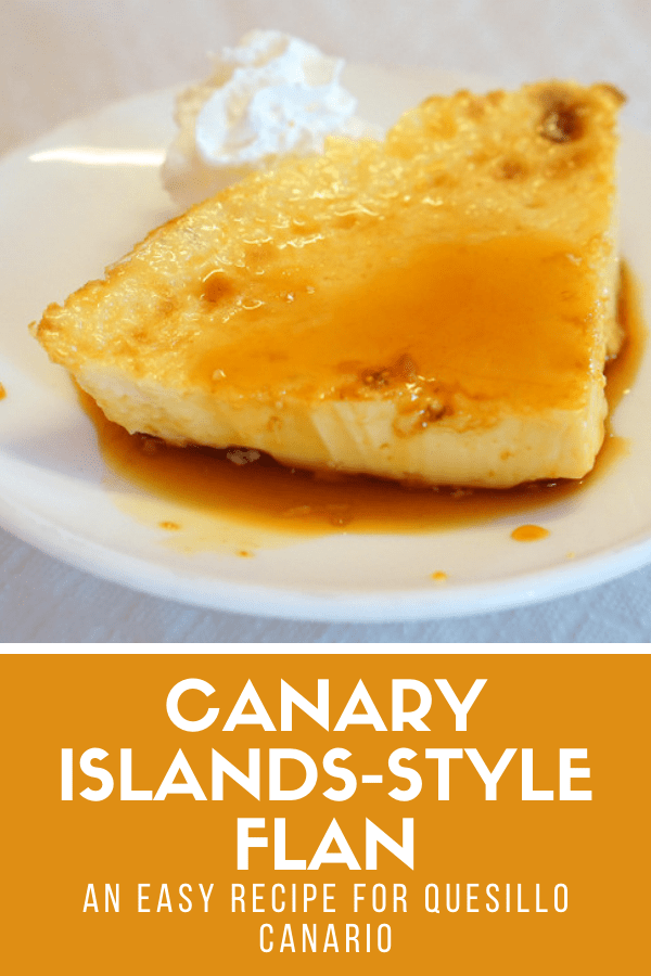 Need a traditional Spanish dessert to sweeten up your next tapas party? Try quesillo canario, or Canarian-style flan! This authentic recipe is easy to make at home, and a great way to bring the flavors of the Canary Islands to your table.