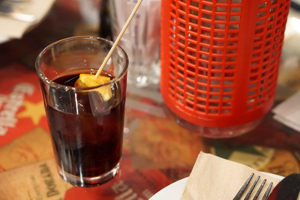 The best vermouth bars in Barcelona are in our Barcelona eating guide!