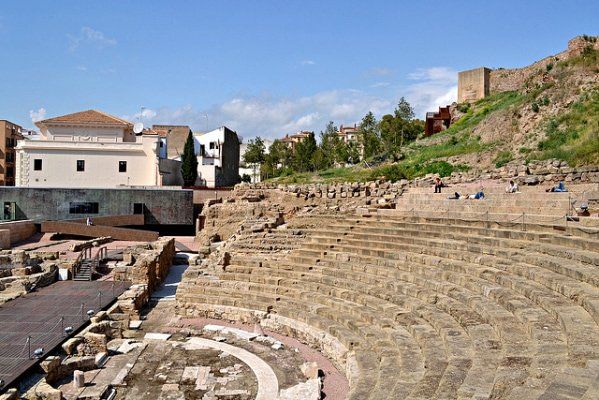 Another of the top things to do in Malaga is visit the Roman Theater. Check out this Ultimate Travel guide to Malaga for more great ideas!