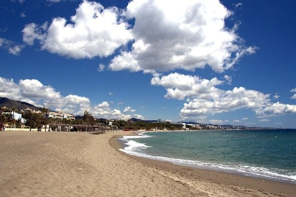 Malaga's beaches are famous, but one of the top travel tips for Malaga is head to the beaches away from the city center.