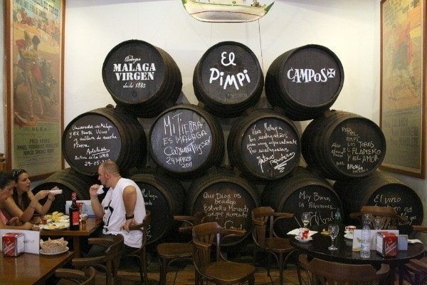 6 Wine Bars in Malaga You Can't Leave Without Trying