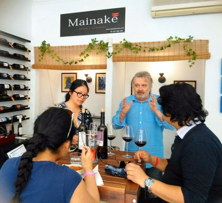Mainake, one of the best wine bars in Malaga, will be one of your favorite places to visit!