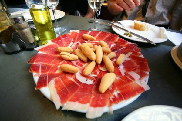 Jamón, one of the 10 reasons you can't miss Devour Andalusia!