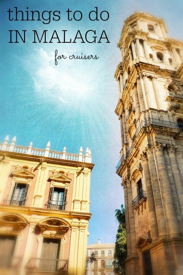 Malaga's vibrant port area is just a hop, skip, and a jump away from the city center and the beach. This list of things to do in Malaga for cruisers will help you make the most of your time on land.