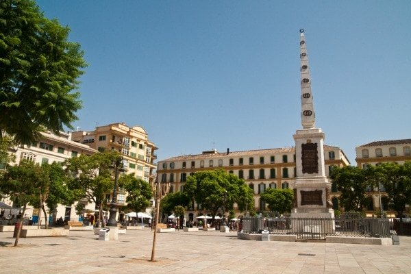 Visiting Plaza de la Merced is one of the best things to do in Malaga.