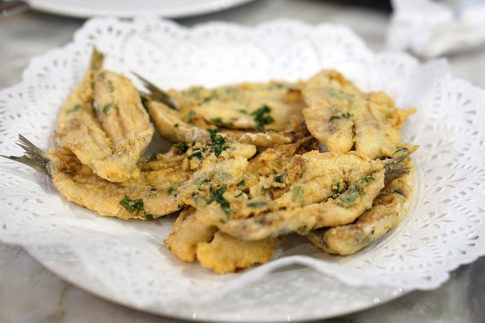 Malaga food guide