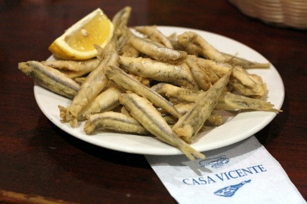 Spanish Fried Anchovies Recipe (Boquerones Fritos)