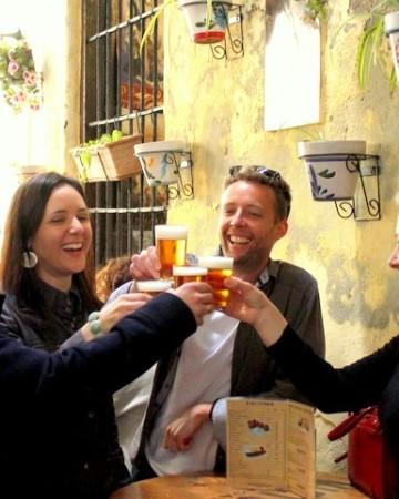 Las Merchanas in Malaga