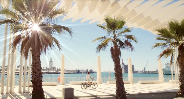 Looking for where to park you car in Malaga? head down to Muelle Uno (the port) to find a car parking station!