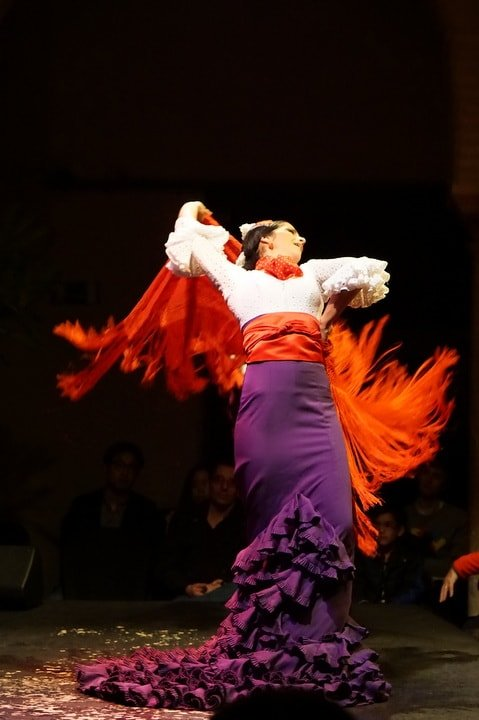 where to see flamenco in Seville