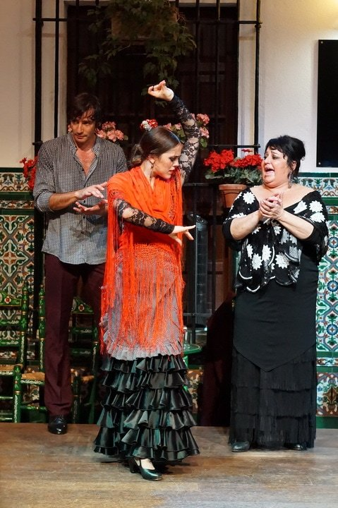 best flamenco in Sevilla