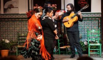 best flamenco show in Seville