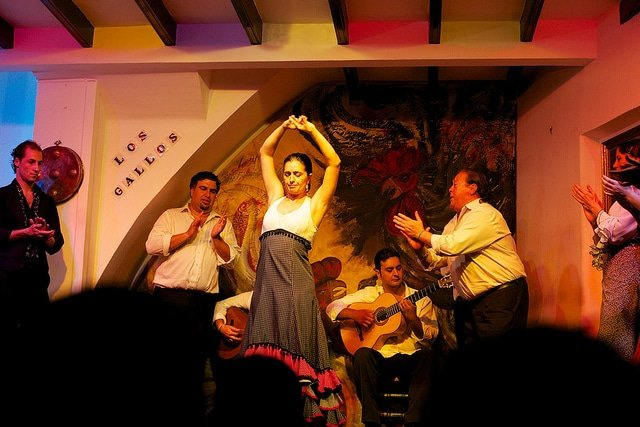 Best flamenco in Seville