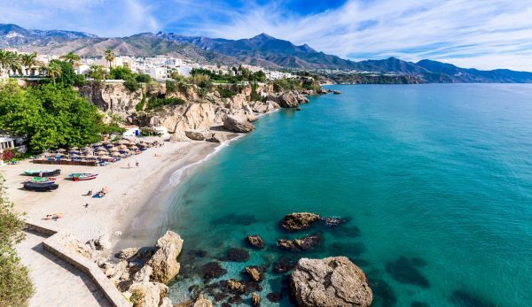 Nerja, with its amazing coast line and fascinating network of caves, is a dreamland in Malaga